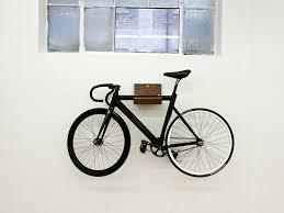wall bike rack make bike rack wall mounted wooden bike rack plans