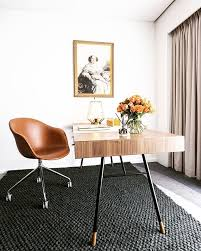 design your own office space. Boconcept New Cupertino Desk. Design Your Own Home Office Space . #furniture #office C