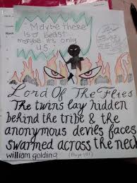 best survival images lord the fly and literature lord of the flies project drawing