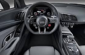 audi 2015 r8 interior. Brilliant 2015 2015 Audi R8 V10 Plus Cockpit Interieur Innenrau To Interior T