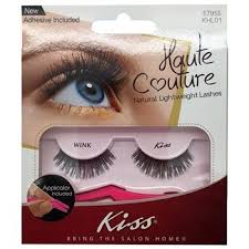 <b>KISS Haute Couture</b> Duo Pack False Lashes- Wink | Cara Pharmacy ...