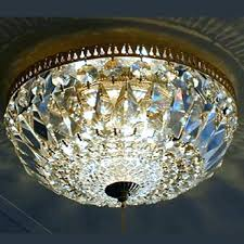 flush mount crystal chandelier flush mount crystal basket semi flush mount crystal chandelier