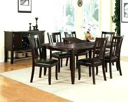 espresso round dining table espresso x dining table base set round lazy 7 pieces wood espresso espresso round dining table