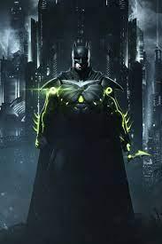 Batman Injustice Game 4K Wallpaper Best ...