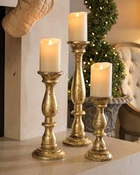 candle holder for fireplace pillar holders 4