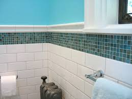 glass accent wall bathroom accent tile within idea brown glass mosaic green designs ideas tiles design glass accent wall tile bathroom