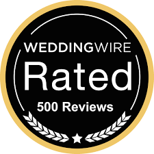 featured 500 reviews on weddingwire com up do s for i do s see what our previous brides have said about our services at weddingwire
