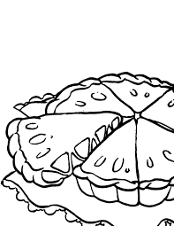 Small Picture Apple pie Coloring Page Handipoints