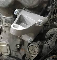 2AR-FE right side motor mount — Frankenstein Motorworks