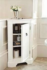 Corner Shelving Unit For Bathroom 100 Corner Cabinets To Make A ClutterFree Bathroom Space Home 26