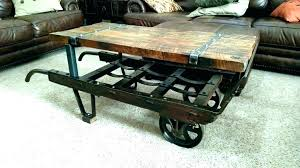 cart coffee table expensive factory cart coffee table vintage cart antique railroad cart coffee table vintage cart coffee table