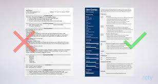 Professional Resume Templates Gallery Website Professional Resume