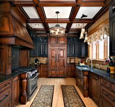 Two Toned Kitchen Cabinets Kitchen Contemporary With 1 Common Grade