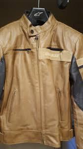 com dainese stripes d1 leather jacket 46 dark 597 1061