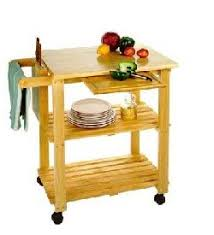 kitchen utility cart. Get Quotations · Solid Wood Kitchen Utility Cart A