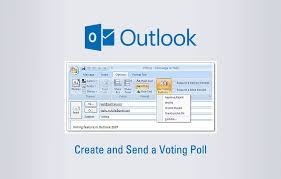 Create Outlook Create And Send A Voting Poll From Microsoft Outlook