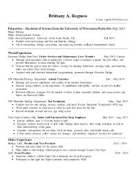 resume and completed coursework list resume and completed coursework list brittany a rogness e mail rognebri11 yahoo com