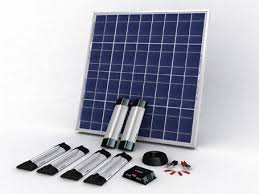 VIVEK SOLAR POWERHome Solar Light