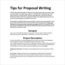Event Synopsis Template Tips For Writing Proposal A Template Event Sample Pdf