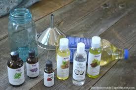 homemade diffuser oil ings