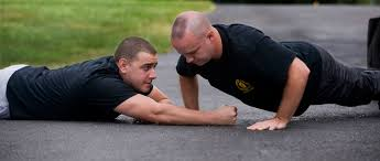 is one of the physical fitness testing standards developed by the cooper insute and implemented by the woodstock police department