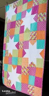 Reverse Hopscotch quilt.- should be easy! | Quilting | Pinterest ... & Links to similar ideas and tutorial for stars plus, Adamdwight.com