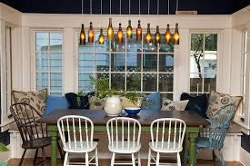 eclectic lighting fixtures. Eclectic Pendant Lighting Light Fixture Ideas Dining Room With Bottle Lights Wood Chair . Fixtures N