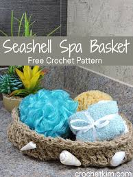 Free Crochet Seashell Pattern