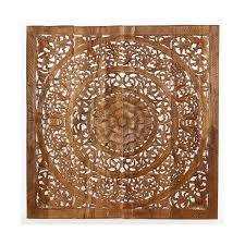 on lotus panel wall art with lotus panel stain wall d cor lotus walls and pillows