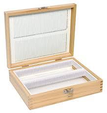 slide storage system wooden slide storage boxes for large microscope