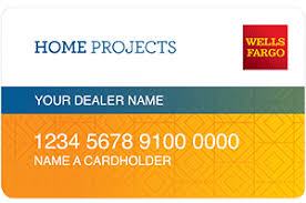 Maybe you would like to learn more about one of these? Enroll Wells Fargo Home Projects Credit Card Program Wells Fargo Retail Services
