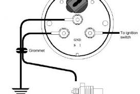 auto meter water temp gauge wiring diagram wedocable auto meter gauge wiring diagram