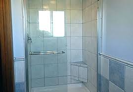 one piece shower large size of fiberglass stalls x stall with seat in 3 bathtub unit