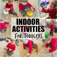 Fun Babysitting Ideas Indoor Activities For Toddlers The Lean Green Bean