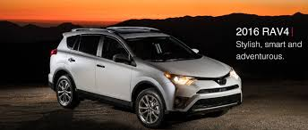 2016 Toyota RAV4 was Awarded IIHS Top Safety Pick+ - Heritage Toyota