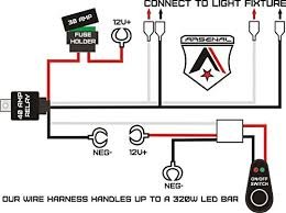 1 arsenaltm fog light 40 amp universal wiring harness on the 1 arsenaltm fog light 40 amp universal wiring
