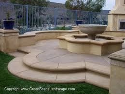 Small Picture Landscape Seating Designing and Building Concrete Seat Walls