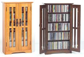 cd dvd cabinet rack ikea cd dvd cabinet winsome wood with glass doors antique walnut