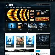 Simple Artist Website Template
