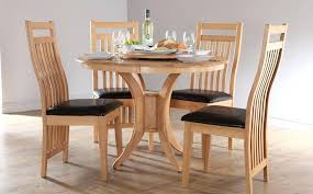 round wooden dining table singapore traditional kitchen set for 4 made of wood with deck style round wooden dining table singapore