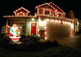 easy outside christmas lighting ideas. Modren Lighting Christmas Lights Outdoor Ideas Large Size Of Ighting Great Red And On Home  Decoration For Easy Outside Lighting M