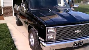 84 Chevy Silverado 383 Stroker - YouTube