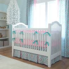 unique cribs for babies baby bedding crib carousel designs aqua