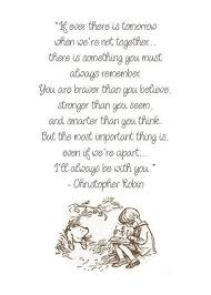 Christopher Robin Quotes New Braver Smarter Quote Christopher Robin Poems Pinterest