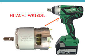 hitachi wh18dgl. 18v motor parts 336628 for hitachi wr18djl wh18djl wh18dgl cordless drill driver batt-oper screwdriver power tools hitachi wh18dgl d