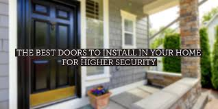 best front doorsThe Best Front Doors to Install for Higher Security  Safewise