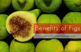 benefits of figs anjeer