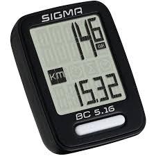 <b>Велокомпьютер Sigma Sport</b> BC 5.16