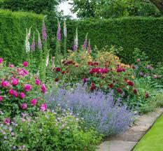 English Border Garden Design Pin By Helli Lü On Gartengestaltung Garden Shrubs English