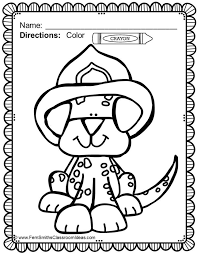 Small Picture Fire Prevention Coloring Pages Cute Fire Safety Coloring Pages